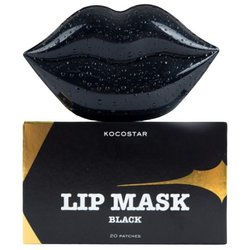 Kocostar Патч для губ Lip Mask Black Cherry Flavor 20 шт