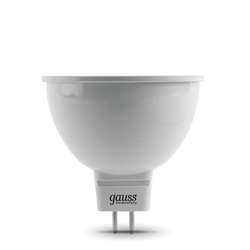Gauss LED Elementary MR16 GU5.3 5.5W 6500К