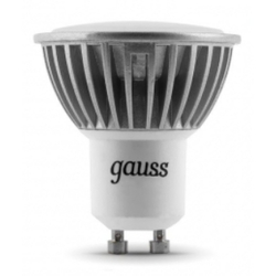Gauss LED MR16 GU10-dim 5W 3000K