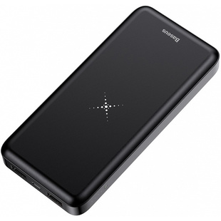 Baseus M36 Wireless Charger (PPALL-M3601) 10000 mAh (черный)