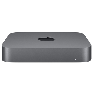 Apple Mac Mini (Intel Core i7 3200MHz/16GB/Intel UHD Graphics 630/512GB SSD/Wi-Fi/Bluetooth/Mac OS) (Late 2018) (Z0W2000U9) (серый)