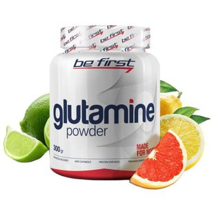 Аминокислота Be First Glutamine Powder (300 г)
