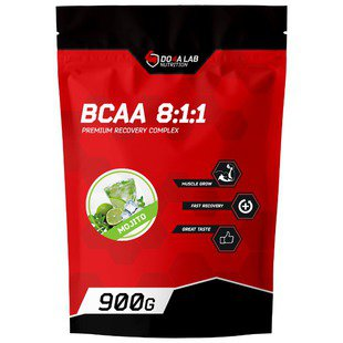 BCAA Do4a Lab BCAA 8-1-1 (900 г)
