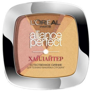 L'Oreal Paris Alliance Perfect Хайлайтер пудровый