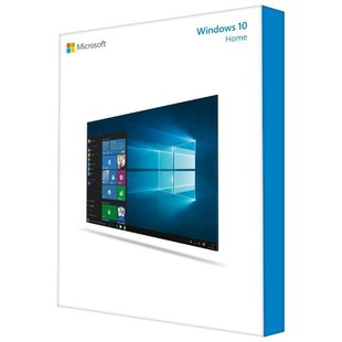 Лицензия (OEM) Microsoft Windows HOME 10 32-bit/64-bit