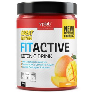 Изотоник VP Laboratory FitActive Isotonic Drink (500 г)