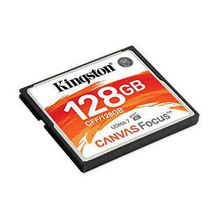 Kingston Canvas Focus Compact Flash 128Gb (CFF/128GB)