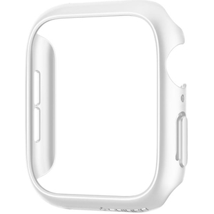Чехол для Apple Watch Series 4 44mm (Spigen Thin Fit 062CS24475) (белый)