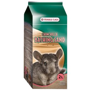 Песок Versele-Laga Prestige Chinchilla Bathing Sand 1.3 кг 1.3 кг/2 л