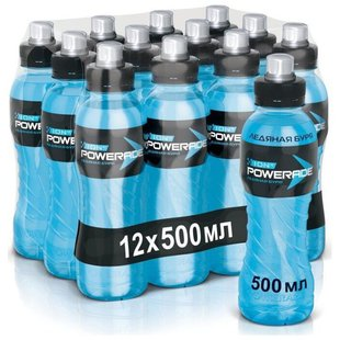 Изотоник Powerade ION4 (500 мл х 12 шт.)