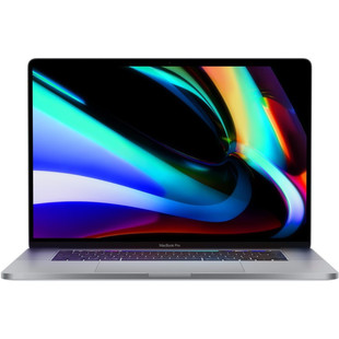 "Apple MacBook Pro 16 with Retina display and Touch Bar Late 2019 (Intel Core i7 2600 MHz/16""/3072x1920/64GB/512Gb SSD/DVD нет/Radeon Pro 5500M 8Gb/Wi-Fi/Bluetooth/macOS) (Z0XZ001FS) (серый космос)"