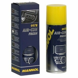 Очиститель Mannol Air-Con Fresh