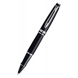Ручка роллер Waterman Expert 3 Matte Black CT Fblack (S0951880)