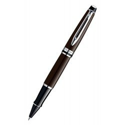 Ручка-роллер Waterman Expert 3 Deep Brown CT Fblack