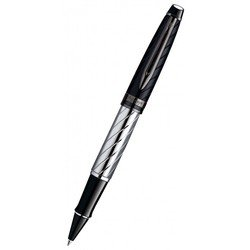 Ручка роллер Waterman Expert 3 Precious CT Black Fblack (S0963330)