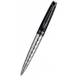 Ручка шариковая Waterman Expert 3 Precious CT Black Mblue (S0963360)