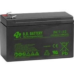 BB Battery BC7-12 (UB-001)