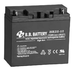 BB Battery HR22-12 (UB-014)